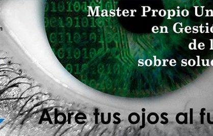 SIIG colabora en la X edición del Máster Propio en Gestión integrada de la empresa sobre soluciones SAP