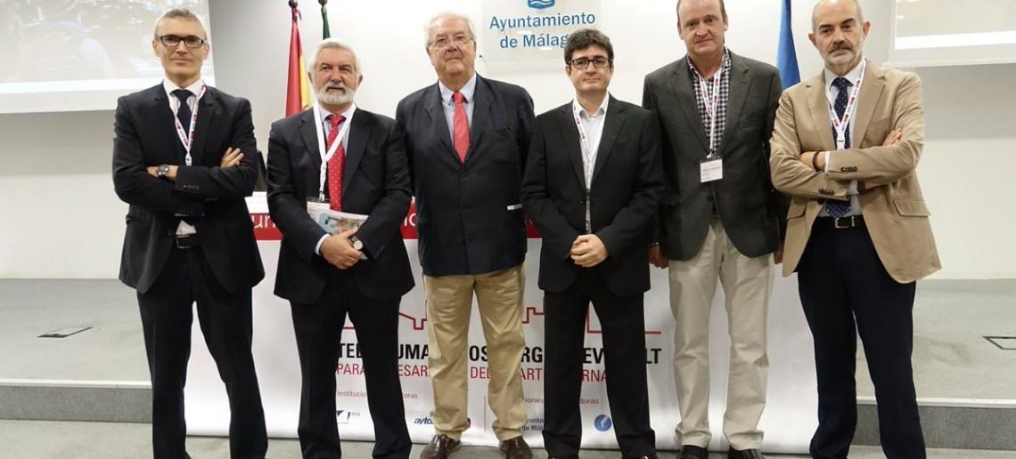 """La Cátedra UMA Aytos Berger-Levrault para el desarrollo del Smart Governance organizó su I Jornada de trabajo con el lema """"Seguridad y privacidad en las ciudades inteligentes"""""""