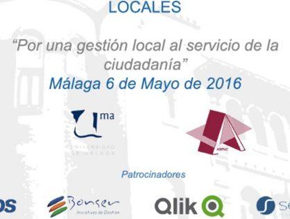 Jornada sobre gestión económico-financiera de los entes locales