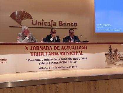 X Jornada de Actualidad Tributaria Municipal