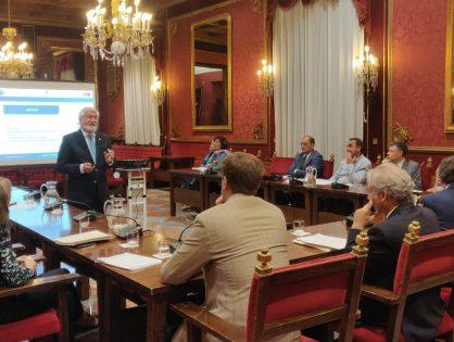 Andalucía se pone a la cabeza de las CC.AA con la implantación de la Contabilidad Analítica en el Ayuntamiento de Granada.