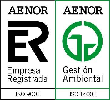 SIIG obtiene las certificaciones en Calidad y Medio Ambiente ISO 9001:2015 - ISO 14001:2015 concedidas por AENOR