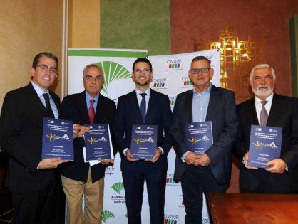 Entrega de la I Edición del Premio CIVISUR a la mejor tesis doctoral