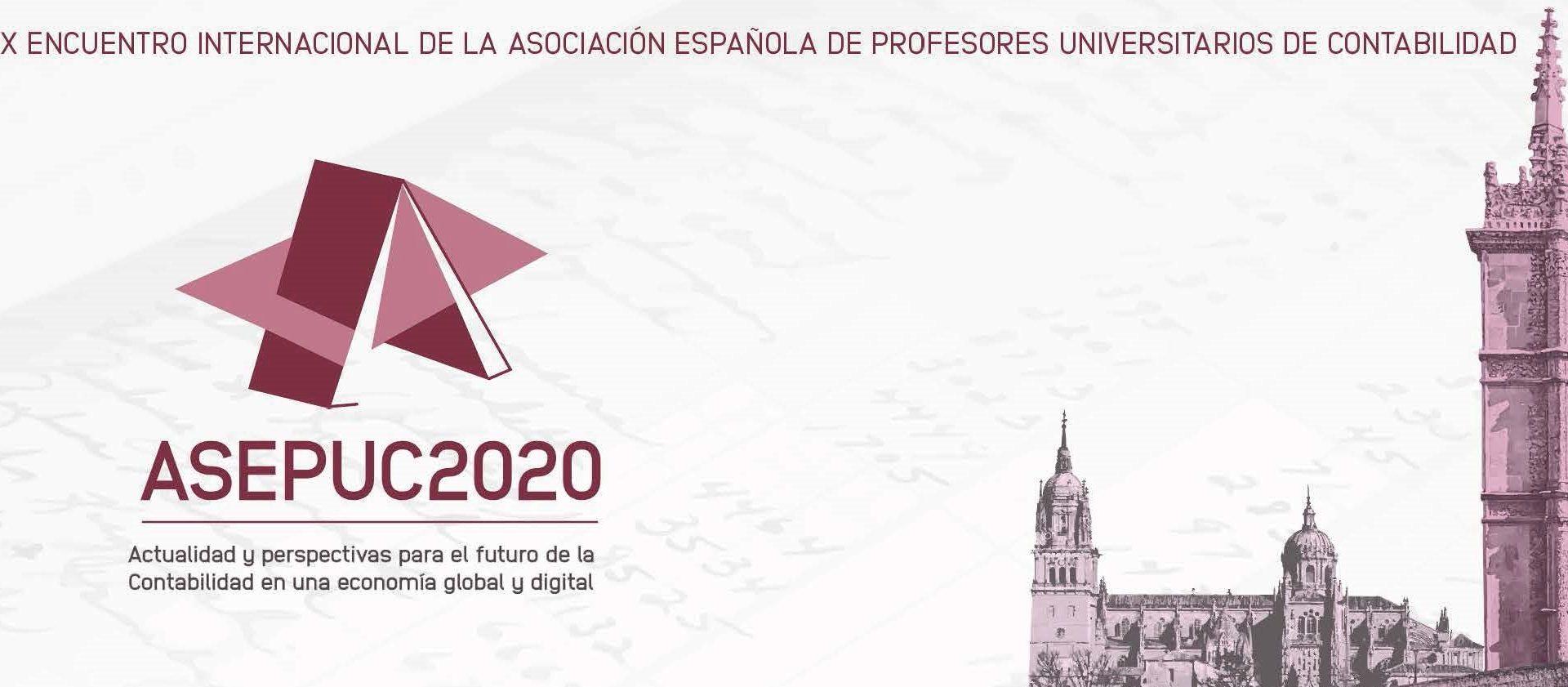 """Socios de SIIG participan en el XIX Congreso Internacional de la Asociación de Profesores Universitarios de Contabilidad (ASEPUC) """"Actualidad y perspectivas para el futuro de la contabilidad en una economía global y digital"""""""