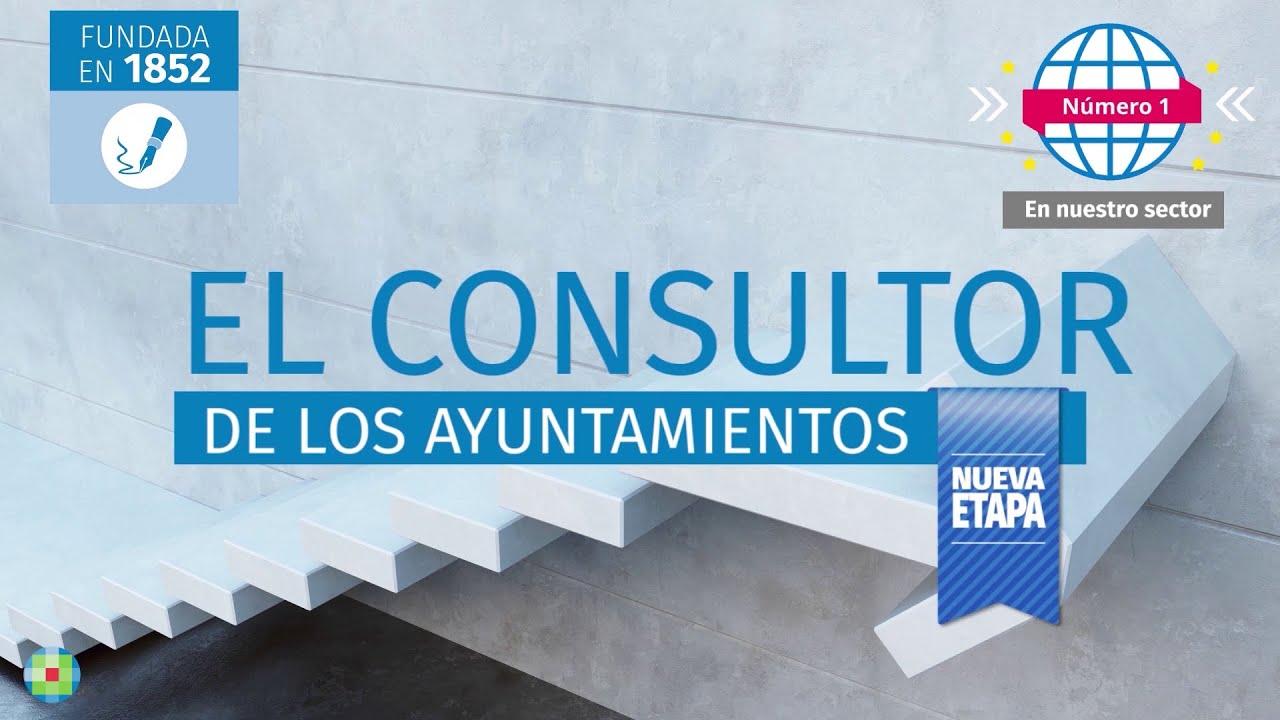 """Artículo en la revista """"El Consultor de los Ayuntamientos"""""""